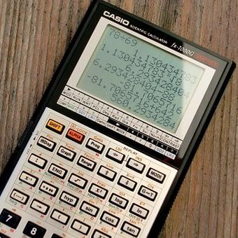 Varieties of Scientific Calculator